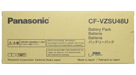 Panasonic Toughbook CF-19 Battery CF-VZSU48U compatible with Mk1 - Mk8 models - New